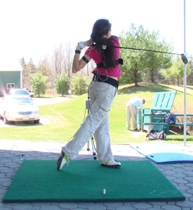 an analysis of the golf swing as a complex and unnatural motion Three killer scientific golf swing secrets  comprehensive study and involved analysis of motion,  body motion makes an already difficult game way more complex.